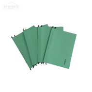 MagniFile | Hanging Files | Green | Box of 20 | Free Shipping