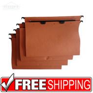Magnifile | Hanging Files | Orange | Set of 20 | Free Shipping