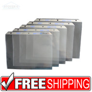 Document Protectors | Transparent | 20 Count | Free Shipping