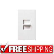 Lutron | Preset Fluor Dimmer | Light Almond | Free Shipping