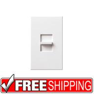 Lutron | Preset Fluor Dimmer | Light Almond | Free Shipping