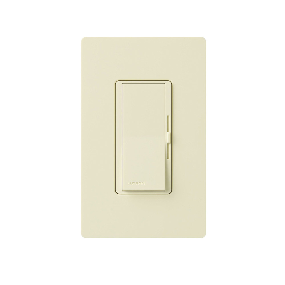 Lutron   Diva 300-watt Single Pole Electronic Low-Voltage Dimmer   Ivory    Free Shipping