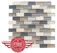 Cedar Cove | Glass Mosaic | FOB TN | FREE SHIPPING