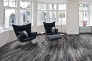 Riverwood Charcoal 9x36 | Porcelain Tile | 1st Quality [11.095 SF / Box]