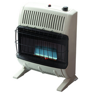 HeatStar by Enerco |Vent Free Blue Flame Natural Gas Heater | HSSVFB20NGBT