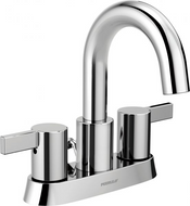 Delta | 034449801683| 2-Handle  Centerset Bathroom Faucet