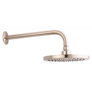 SHOWER HEAD WITH SHOWER ARM | BROWN PALLETS