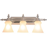 3-LIGHT VANITY FIXTURES | CASE DEAL