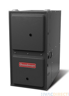 Goodman 40,000 BTU 2 Stage Up-Flow Gas Furnace