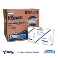 KLEENEX 0204600  MULTI-FOLD TOWELS | BROWN PALLET