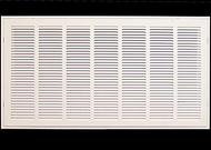 "Stamp Fixed Face Return Air Grill 36""X 14"" 