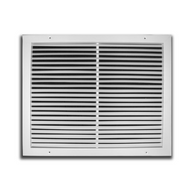 "White Filter Grille 16""X 16"" 
