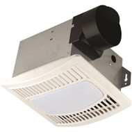 MONUMENT 2479692 EXHAUST FAN WITH LIGHT | BROAD PALLET