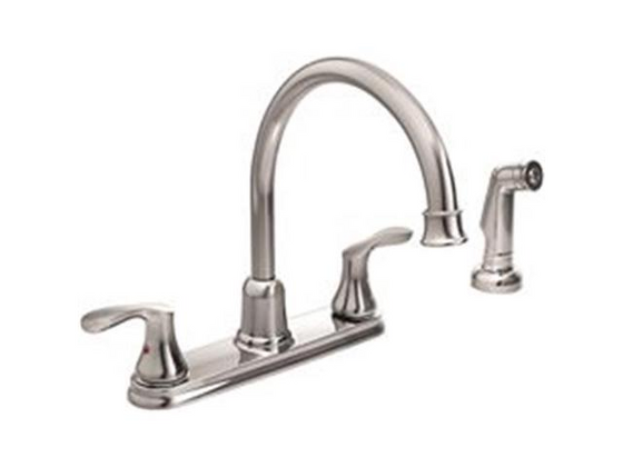 Cleveland Faucet Group 2496187 2 Handle Kitchen Faucet