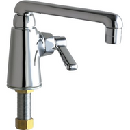 Chicago Faucets | 611943571412 | Single Supply Sink Faucet