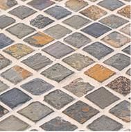 Slate Mosaic | Mosaic | 11.75 X 11.75 | FREE SHIPPING