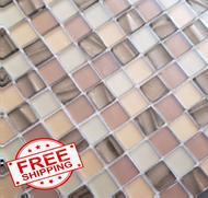 Brown Tepee Mosaic | Mosaic | OP30