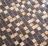 Toffee Crunch Mosaic   Mosaic   OP08