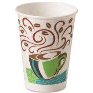 DIXIE  20 OZ. PERFECT TOUCH WIZESIZE HOT CUP | BROWN PALLET