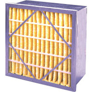 FLANDERS 121816 MERV 10 RIGID AIR FILTER 24X24X12 IN. | BROWN PALLET