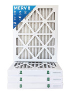 ROCHESTER 2488500 16x25x2 MERV 8 AIR FILTER12/CS | BROWN PALLET