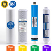 SMART PACK REVERSE OSMOSIS WATER FILTER PACK | BROWN PALLET