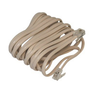 "Preferred Industries | Single 25"" Telephone Extension Cord 