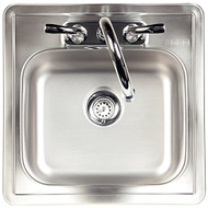 Kindred Essentials | Drop- In Utility Sink
