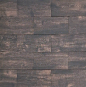 BURTON WALNUT DARK BROWN 6X24  | SECOND QUALITY | [12.59 / SF]