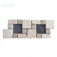 Noce Chiaro Component 4x10 | Stone Deco | RCL0002