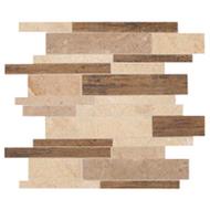 Marazzi Montagna Saddle Stone | Porcelain Mosaic | ULM1LNRANMSHD1P