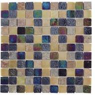 Himalayan Slate | Glass Mosaic | 12 x 12 | JC99139