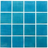 HX CARIBBEAN | Glass Mosaic | 3 x 3