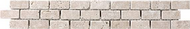 NOCE TRAVERTINE BRICK LISTELLO | 2 x 12 | MHT235539LISTL