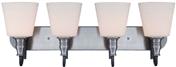 Craftmade | 4-Light Vanity Fixture | 28104-HIBNK