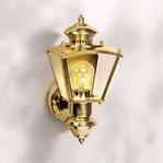 CATALINA OUTDOOR SOLID BRASS LIGHT | 022011403274