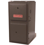 Goodman 80,000 Btu Single Stage Multi-speed Gas Furnace