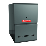 Goodman 40,000 Btu Gas Furnace 2 Stage Upflow 80%