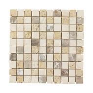 Giallo Sienna Medley | Stone Mosaic | FOB TN | FREE SHIPPING