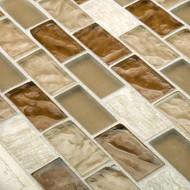 Roma LineaBlock Onyx | Glass Mosaic | FOB TN | FREE SHIPPING