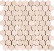 Tumbled Berkshire Crema   Mosaic   FOB TN   FREE SHIPPING