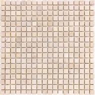 Tumbled Berkshire Crema | 5/8 x 5/8 Mosaic | FOB TN | FREE SHIPPING