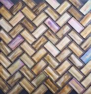 Caspian Reflection Mosaic   Mosaic   OCS181