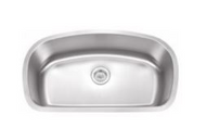Stainless Steel Sink | Under Mount Sink | PL858 | FOBTN |