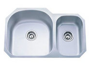 Stainless Steel Sink | Under Mount Sink | PL807 | FOBTN |