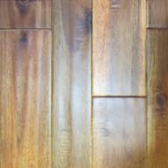 Solid Hand-Scraped Hardwood | Acacia | Multi-Width [23.8 SF / Box]