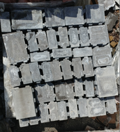Eco Dublin Char | Landscape Stones | Price is for the pallet