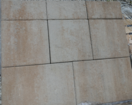 Rustic Slab Limestone Beige | Landscape Stones | Price is for the pallet
