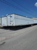 53' Used Dry Van Trailers