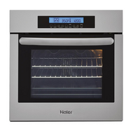 Haier 24 Inch Single Electric | Wall Oven | Stainless Steel | First Quality